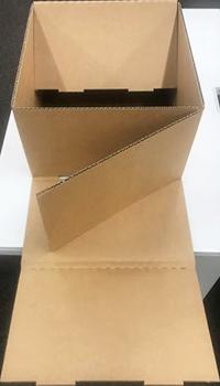 A/Fの440g/㎡の折箱